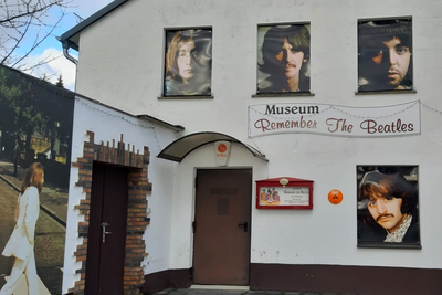 zu Remember The Beatles Museum