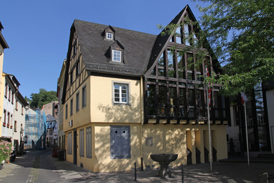 zu Mutter-Beethoven-Haus